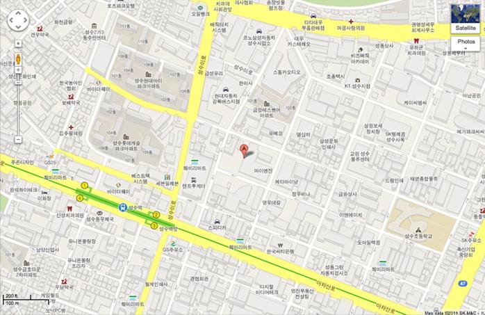 青岛市市北地图